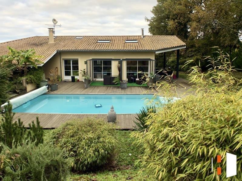 Sale house / villa St quentin de baron 399000€ - Picture 2