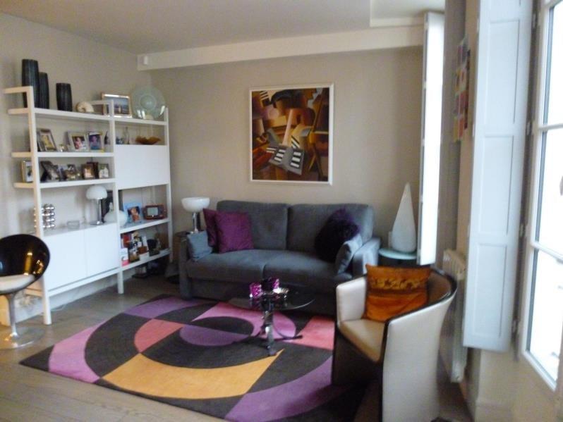 Sale apartment Paris 4ème 475000€ - Picture 1