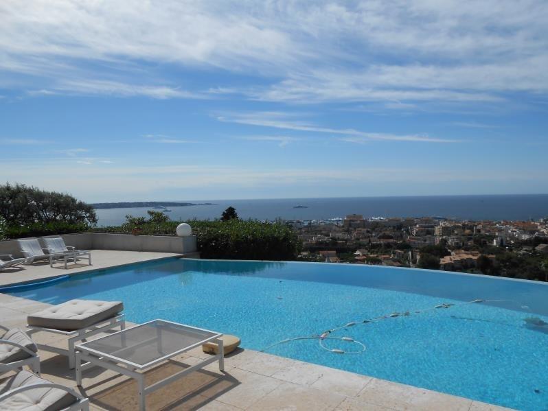 Deluxe sale house / villa Golfe juan 2450000€ - Picture 2