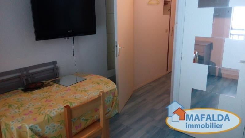 Rental apartment Mont saxonnex 370€ CC - Picture 1