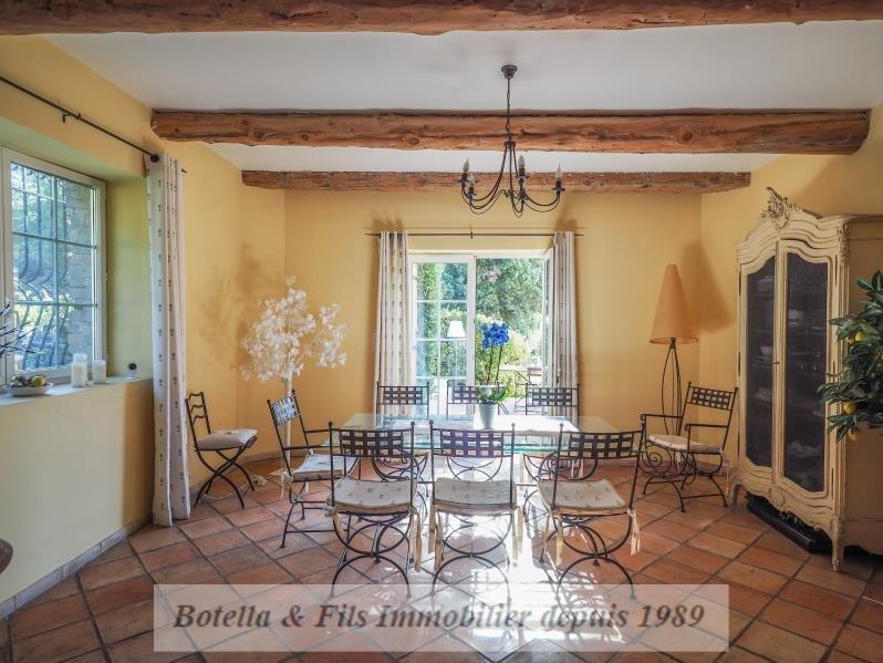 Vente de prestige maison / villa Uzes 795000€ - Photo 5