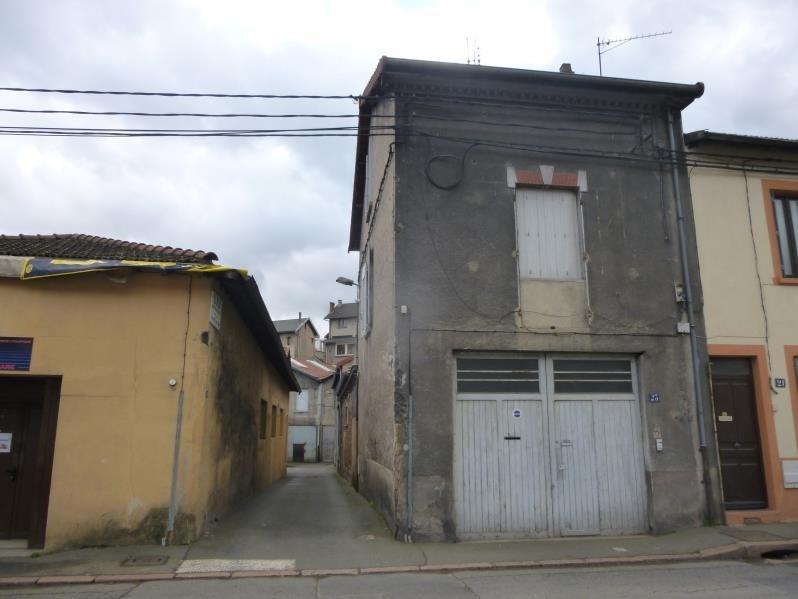 Produit d'investissement maison / villa Tarare 197000€ - Photo 1
