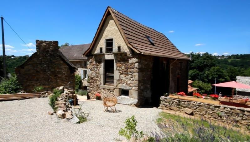 Deluxe sale house / villa Saint andré de najac 285000€ - Picture 7