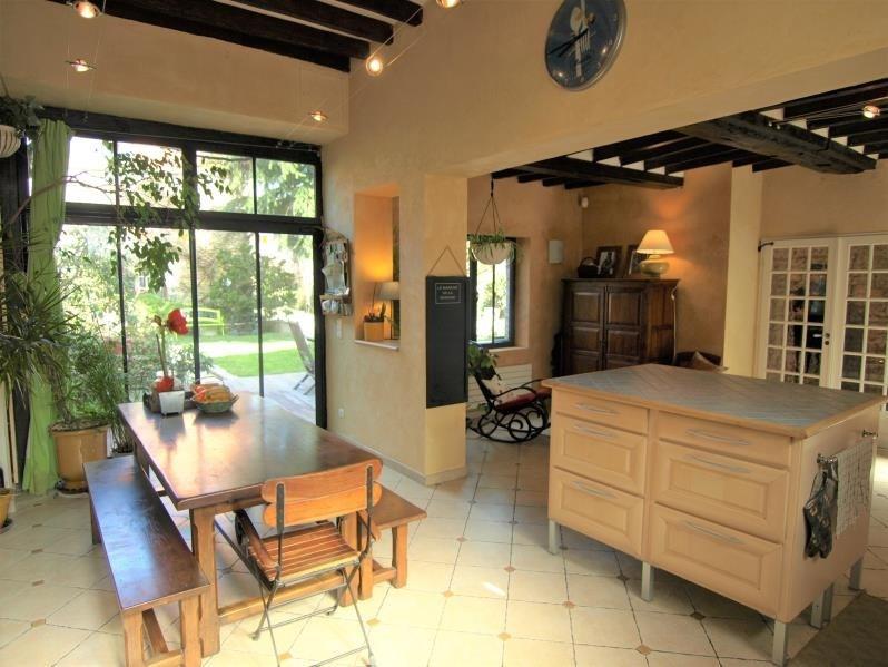 Vente de prestige maison / villa Montfort l amaury 598000€ - Photo 2