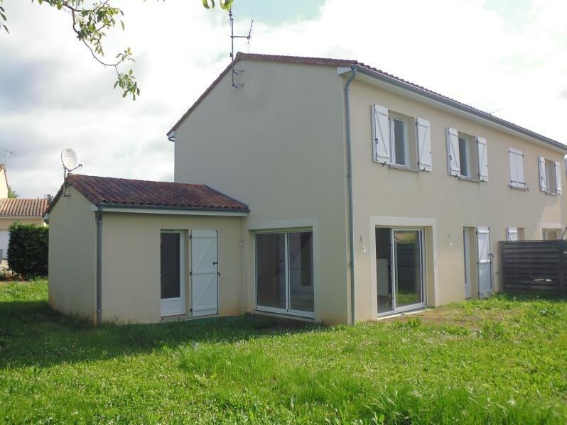 Vente maison / villa Nouaille maupertuis 169000€ - Photo 1