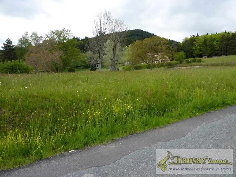 Vente terrain Arconsat 20 000€ - Photo 2