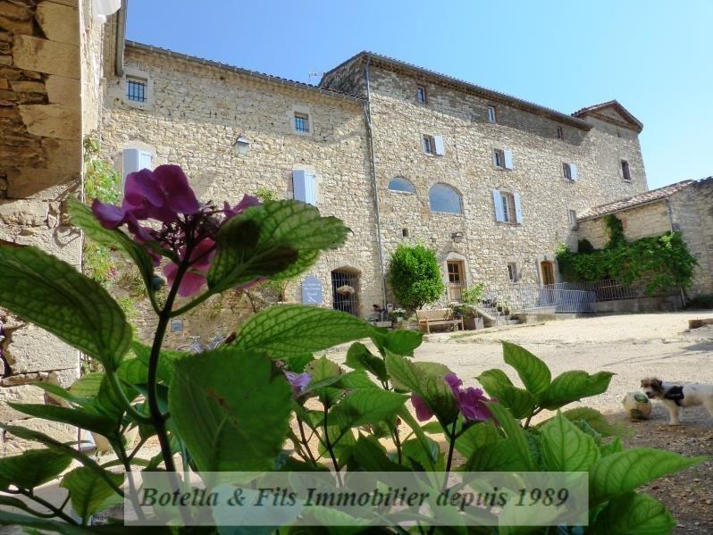 Verkoop van prestige  huis Uzes 2940000€ - Foto 14