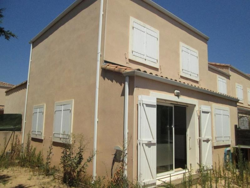 Vente maison / villa Poussan 222000€ - Photo 1