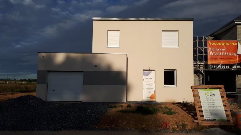 Rental house / villa Bieville beuville 890€ CC - Picture 1