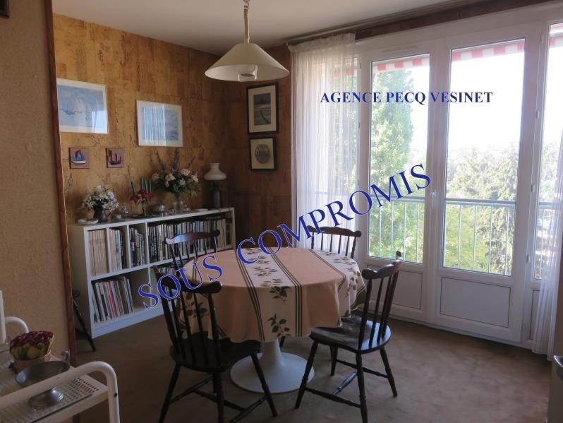 Vente appartement Le pecq 230000€ - Photo 1