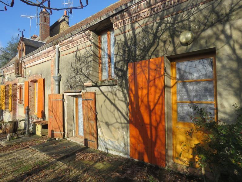 Sale house / villa Besse sur braye 66900€ - Picture 1