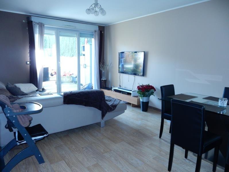 Vente de prestige appartement Sarcelles 222000€ - Photo 2