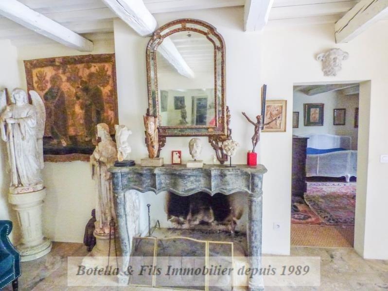 Verkoop van prestige  huis Uzes 583000€ - Foto 6