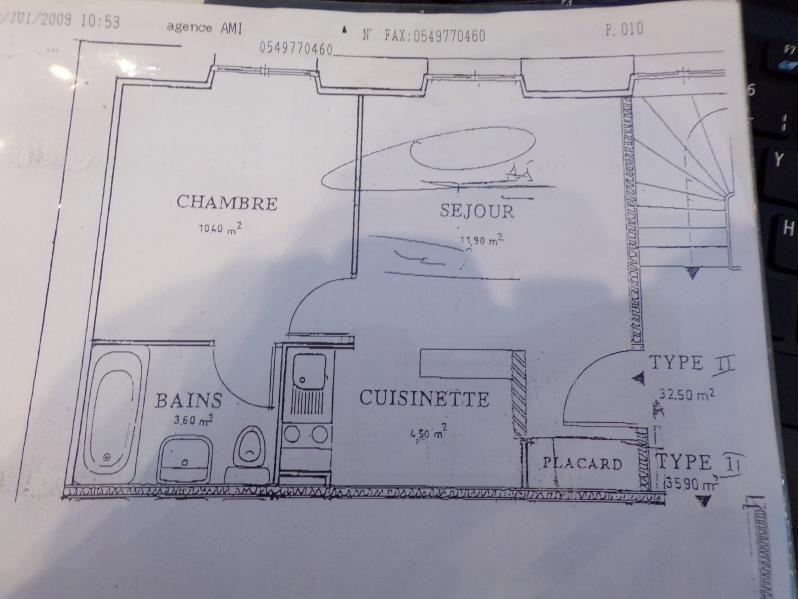 Location appartement Poitiers 385€ CC - Photo 5