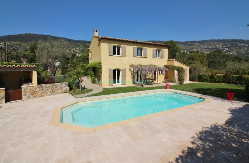 Vente de prestige maison / villa Le tignet 750000€ - Photo 2