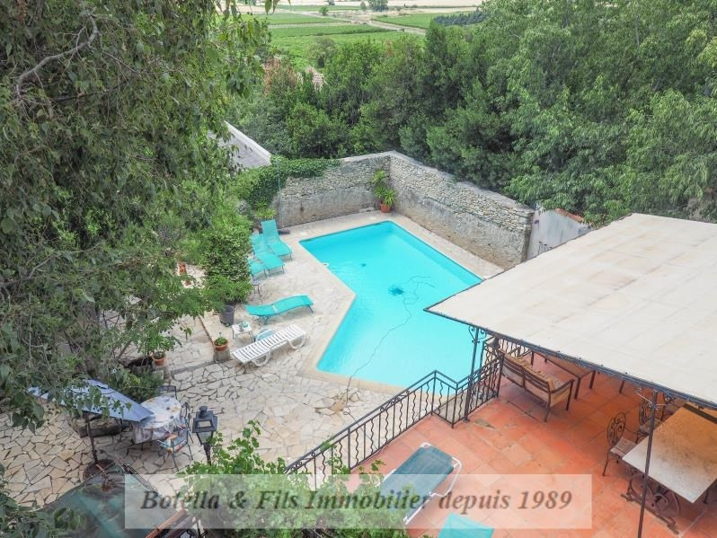 Vente de prestige maison / villa Uzes 899000€ - Photo 18