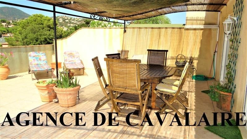 Sale apartment Cavalaire sur mer 449 000€ - Picture 1