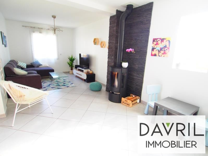 Sale house / villa Conflans ste honorine 389500€ - Picture 2