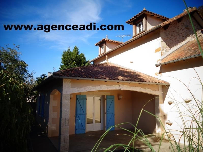 Vente maison / villa St sauvant 166400€ - Photo 1