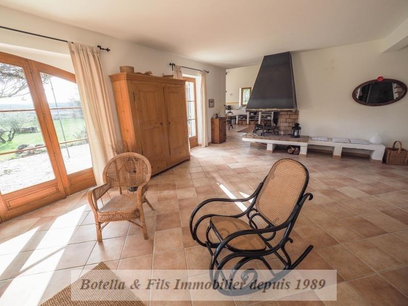 Verkoop van prestige  huis Goudargues 485000€ - Foto 5