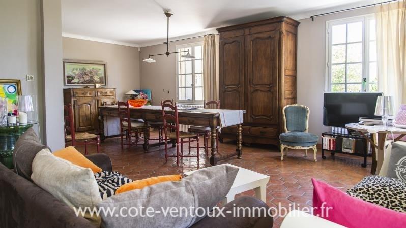 Sale house / villa Sarrians 420000€ - Picture 7