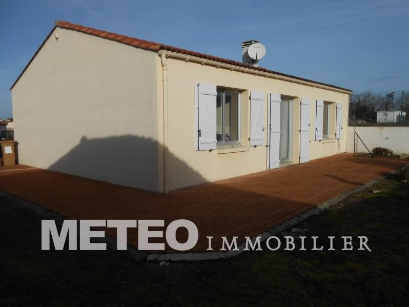 Vente maison / villa Lucon 122 900€ - Photo 4