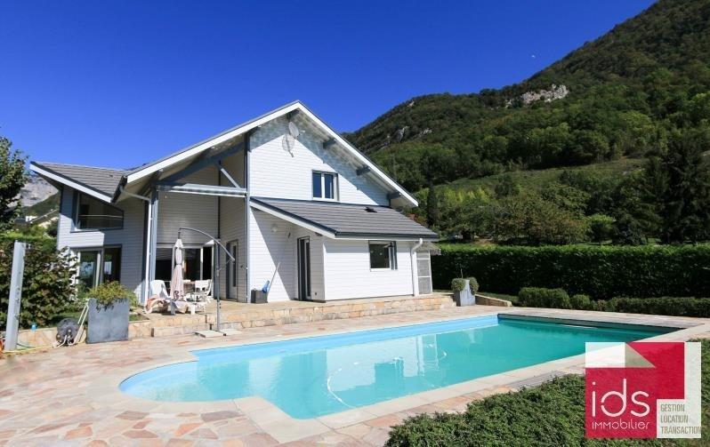 Vente de prestige maison / villa Challes les eaux 655000€ - Photo 1