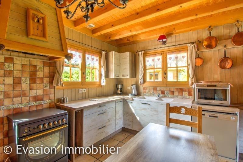 Vente maison / villa Sallanches 549000€ - Photo 3