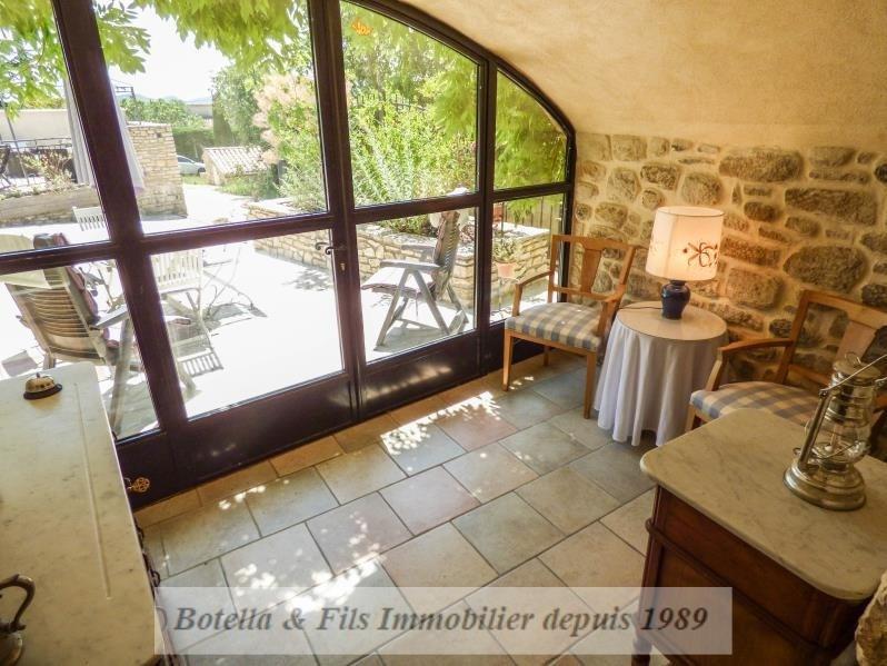 Vente maison / villa Barjac 285000€ - Photo 6