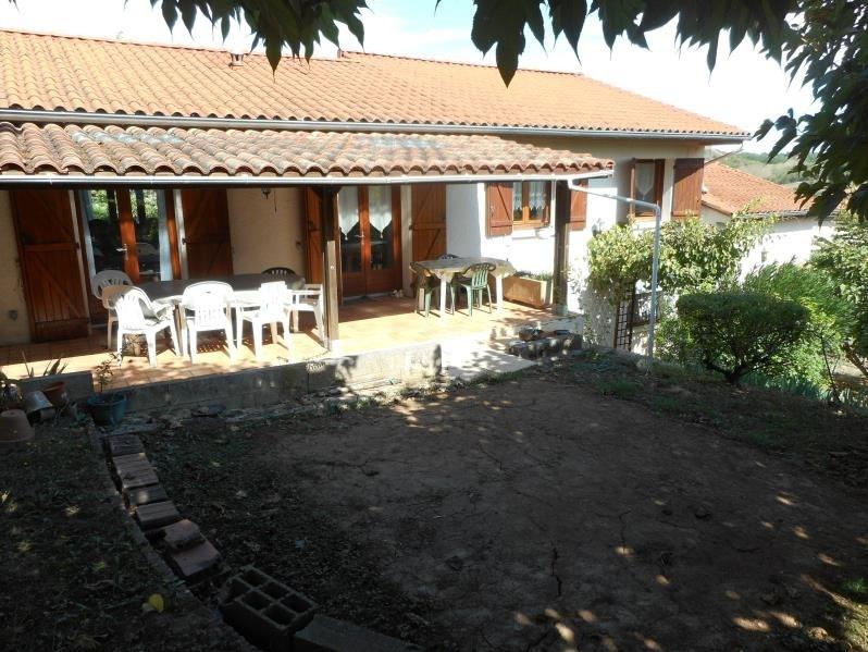 Vente maison / villa Puygouzon 254000€ - Photo 1