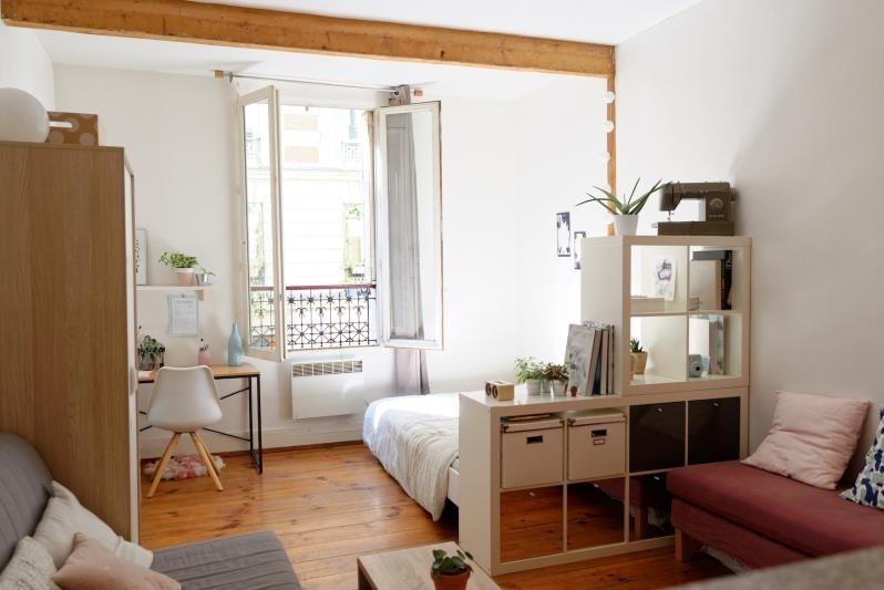 Sale apartment Paris 11ème 320000€ - Picture 1
