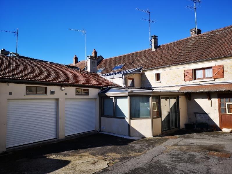 Sale house / villa Boissy l'aillerie 287300€ - Picture 1