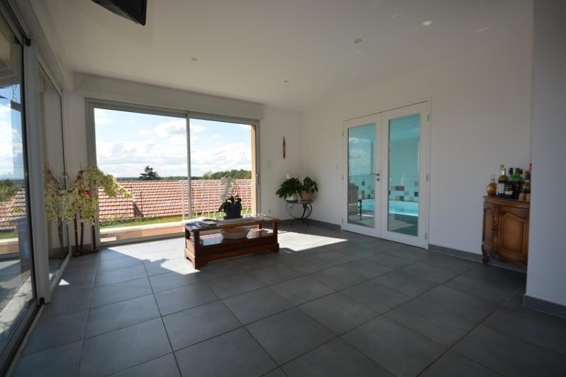 Deluxe sale house / villa Hieres sur amby 550000€ - Picture 4