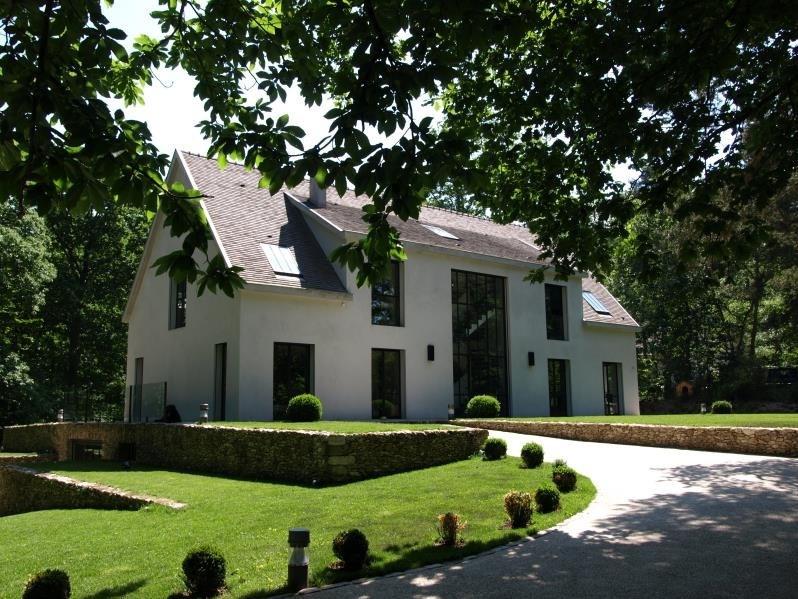 Vente de prestige maison / villa Montfort l amaury 2200000€ - Photo 1