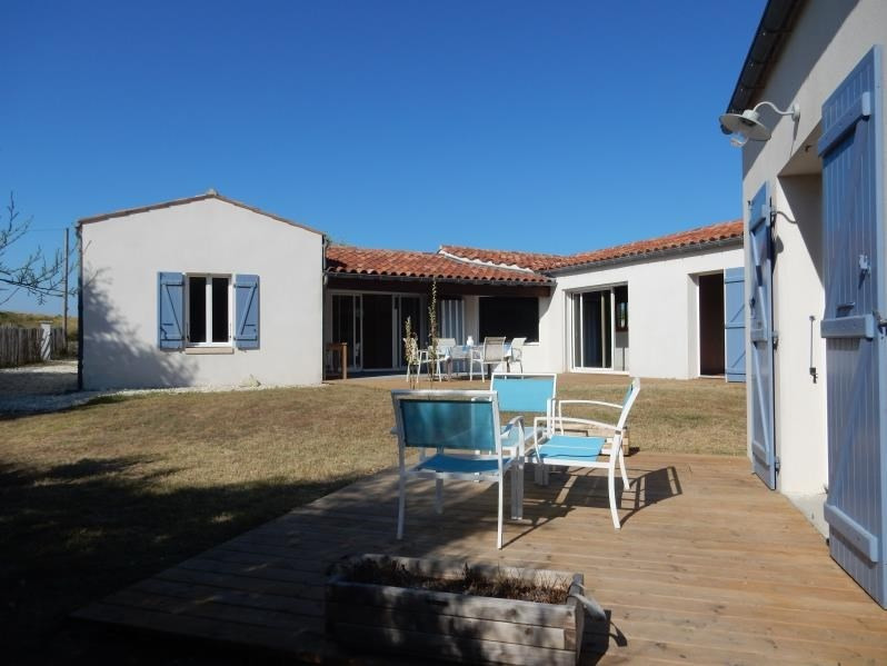 Vente maison / villa St pierre d'oleron 498 000€ - Photo 1