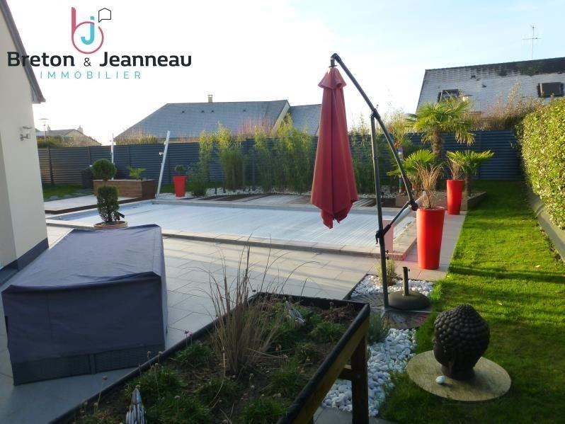Sale house / villa Courbeveille 291200€ - Picture 12