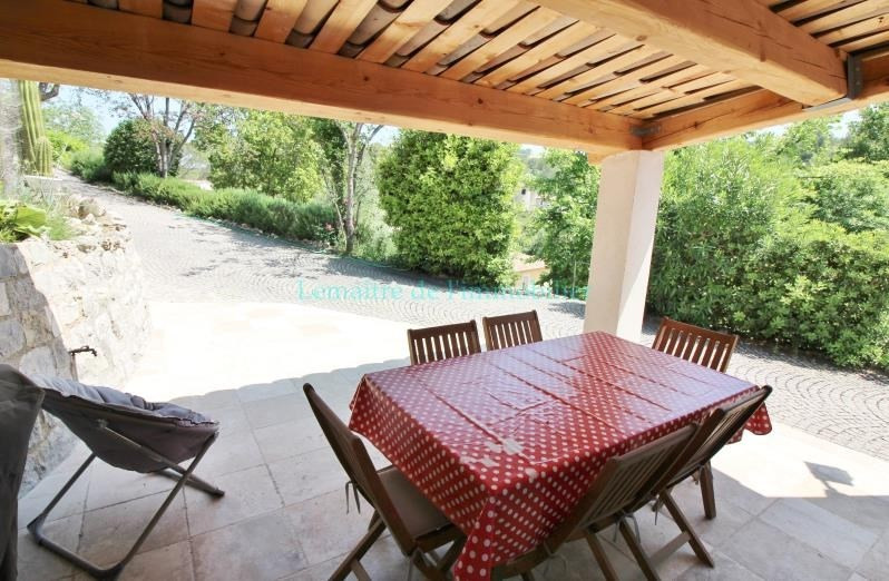 Vente maison / villa Peymeinade 450000€ - Photo 14