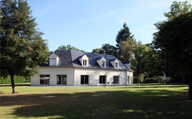 Verkauf von luxusobjekt haus Lamorlaye 1250000€ - Fotografie 1