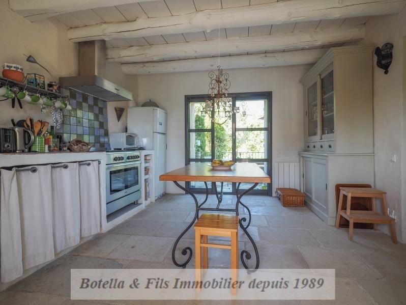 Vente de prestige maison / villa Uzes 548000€ - Photo 8
