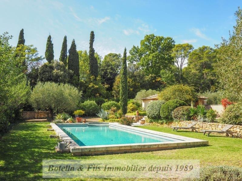 Venta de prestigio  casa Uzes 1690000€ - Fotografía 19