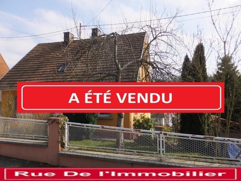 Sale house / villa Niederbronn les bains 211500€ - Picture 1