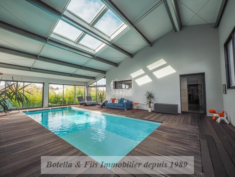 Vente de prestige maison / villa Uzes 690000€ - Photo 1