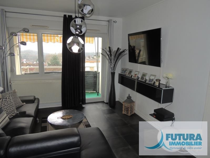 Vente appartement Forbach 77 000€ - Photo 5