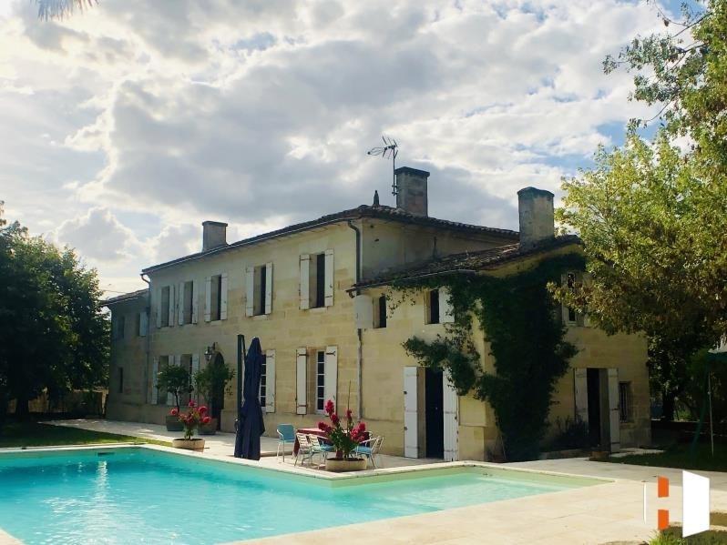 Vente maison / villa Libourne 399000€ - Photo 2