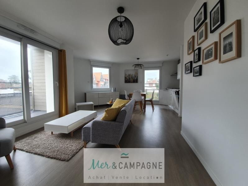 Sale apartment Quend 142500€ - Picture 4