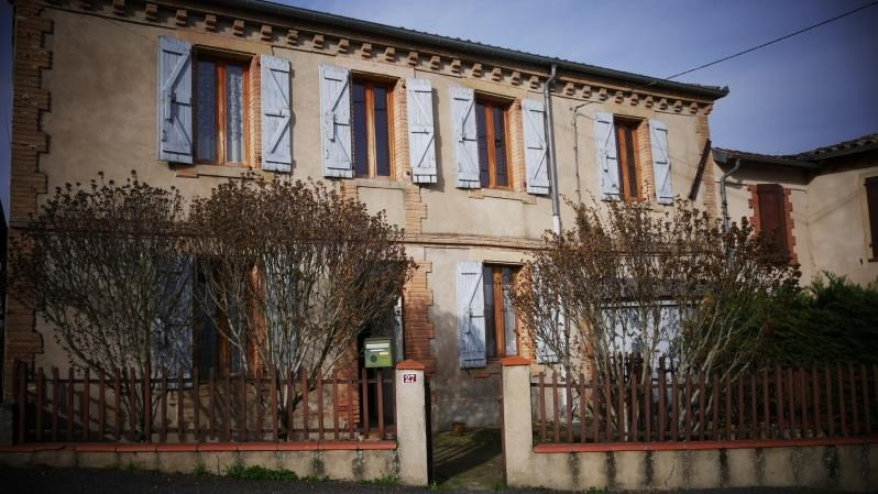 Sale house / villa Rabastens 120 000€ - Picture 1