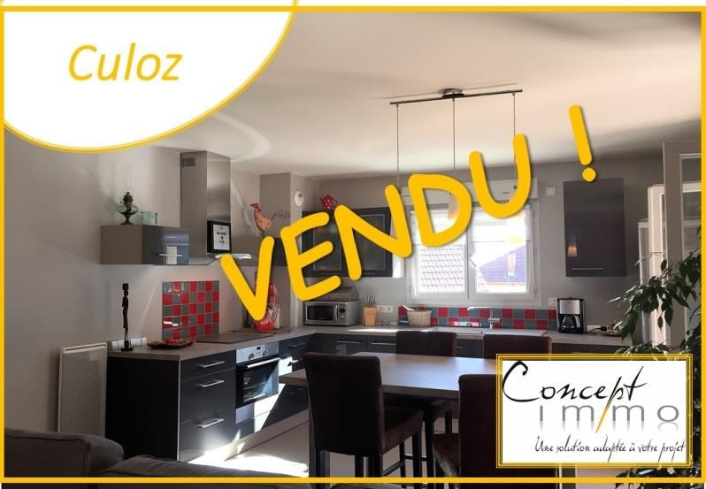 Sale apartment Culoz 140000€ - Picture 1