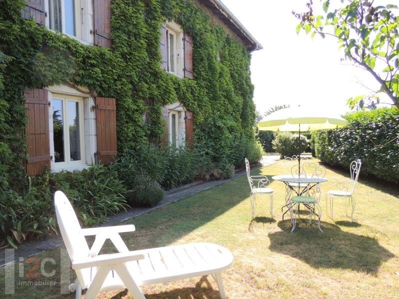 Vente maison / villa Segny 660000€ - Photo 2