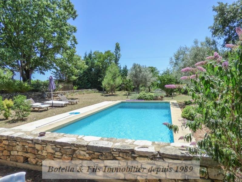 Vente de prestige maison / villa Uzes 695000€ - Photo 11