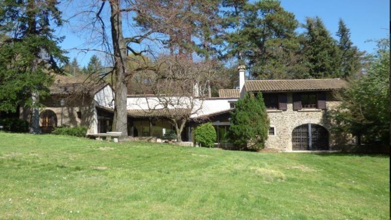 Vente de prestige maison / villa St cyr sur le rhone 599000€ - Photo 2
